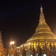 ミャンマーのお寺